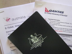 is it ironic that my first trip outside of Aus is with Virgin..?